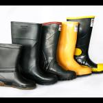 Calzado Seguridad en PVC y Caucho